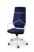 IQ white - dark blue / CX0898H-0-223